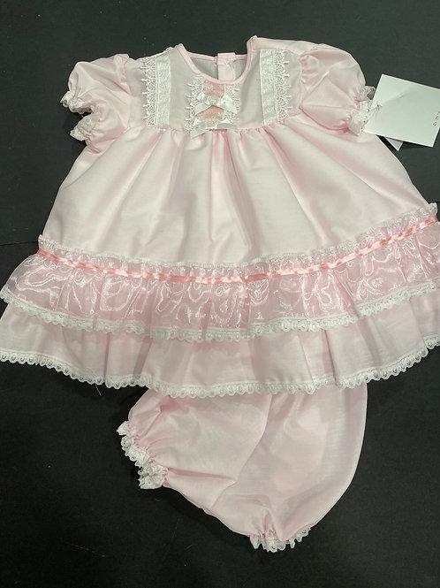 Frilly Dress & Pants