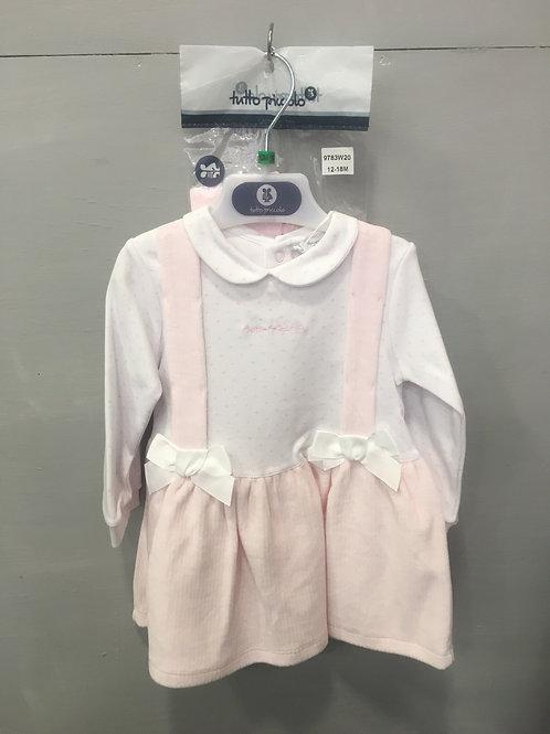 Tutto Piccolo Dress & Tights 9783