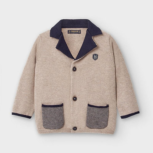 1 LEFT< Smart Knitted Jacket