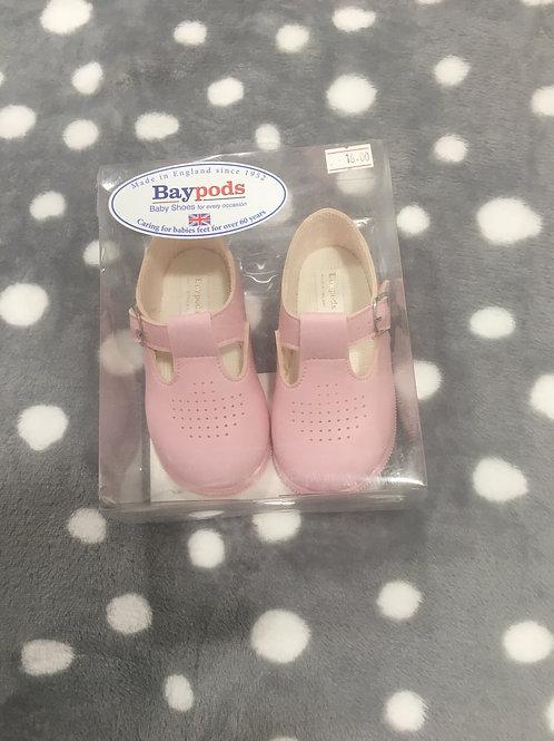 Baypod hard sole shoe, Pink