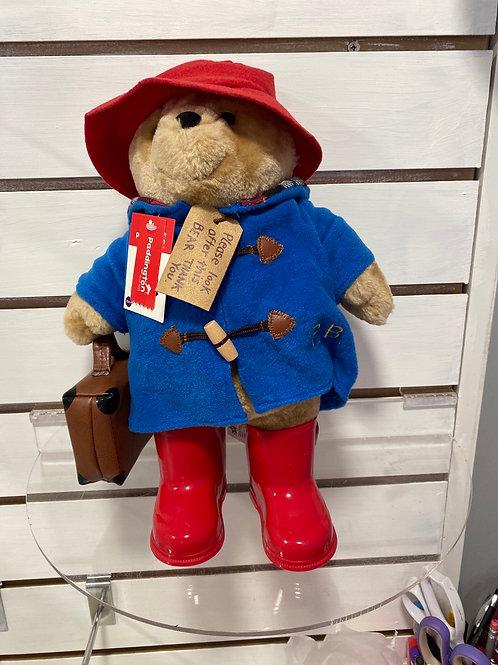 Paddington Bear with Suitcase