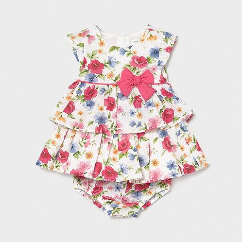 Floral Dress & Pants      1831