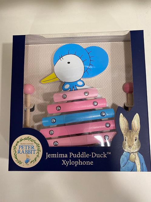 Beatrix Potter jemima puddle duck xylophone