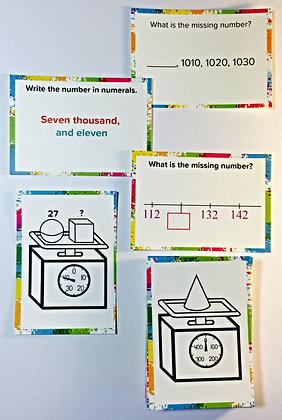 Number Sense (age 9 - 11)