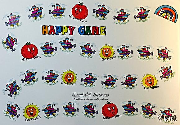 Happy Board Game