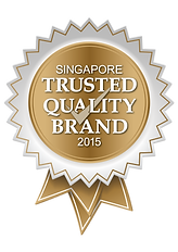 Singapore Trusted Quality Brand 2015