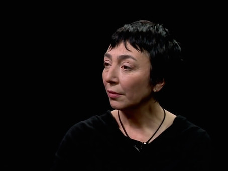 Writer Ana Kordzaia-Samadashvili