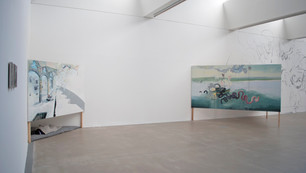 An Artist's Workshop for Unveiling Emotions 2013, installation view, BALTIC 39, Newcastle