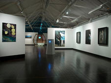 Unveiling 2010 installation view Berwick Gymnasium Art Gallery, Berwick-upon-Tweed UK.jpg