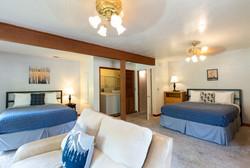 Riverhouse Lower Bedroom