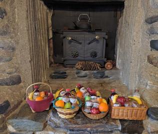 Breakfast baskets