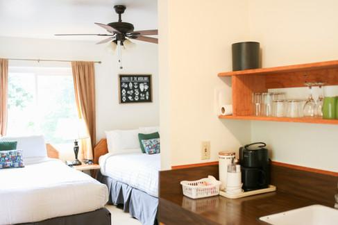 Buckeye Tree Lode room #9 Kitchenette
