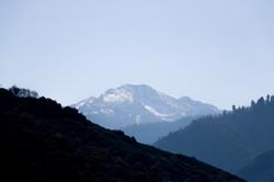 Views of Alta Peak