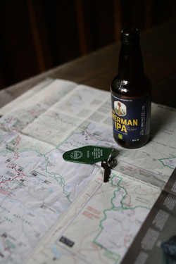 Planning the next hike....