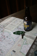 Planing the next hike...