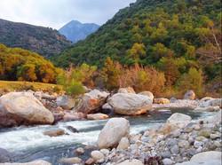Fall river views