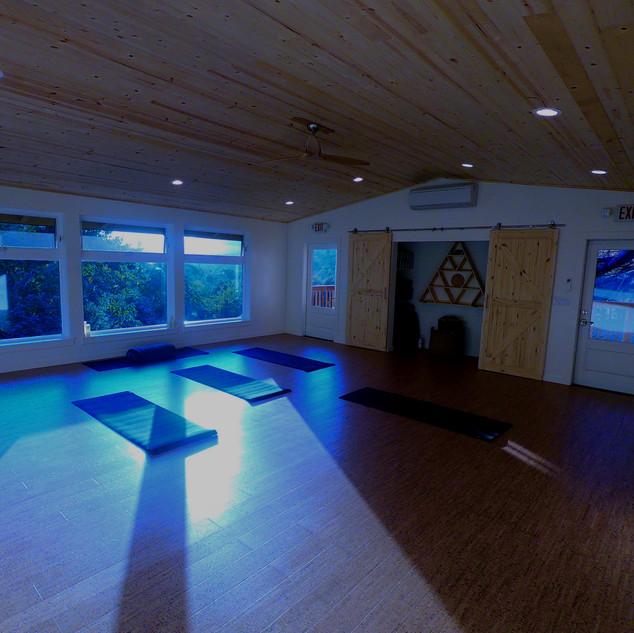 The Canopy Yoga Studio