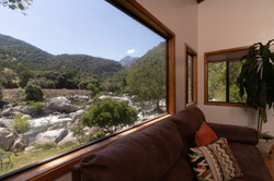 Riverhouse Living Room View