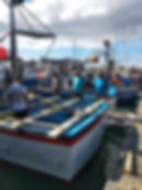 Preparando el embarque, La Palma.-min.jp