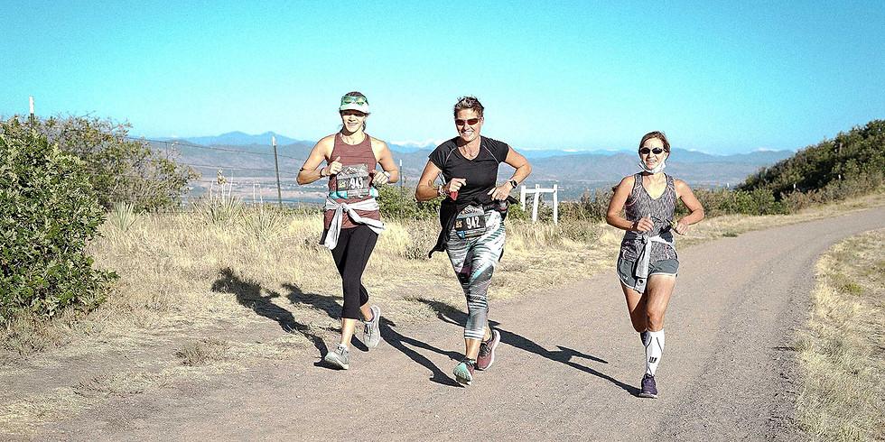 Mountain Ridge Half Marathon and 10K