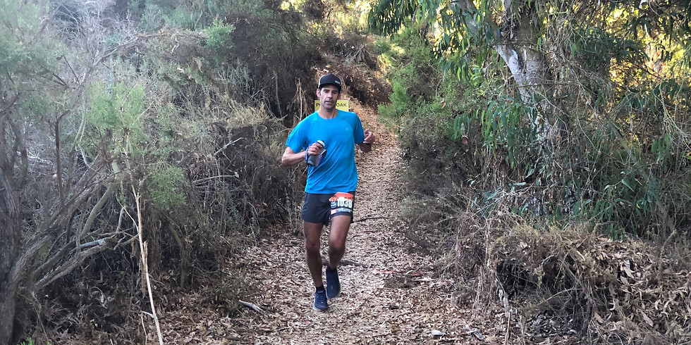 Carmel Valley Trail Race (VIRTUAL ONLY)