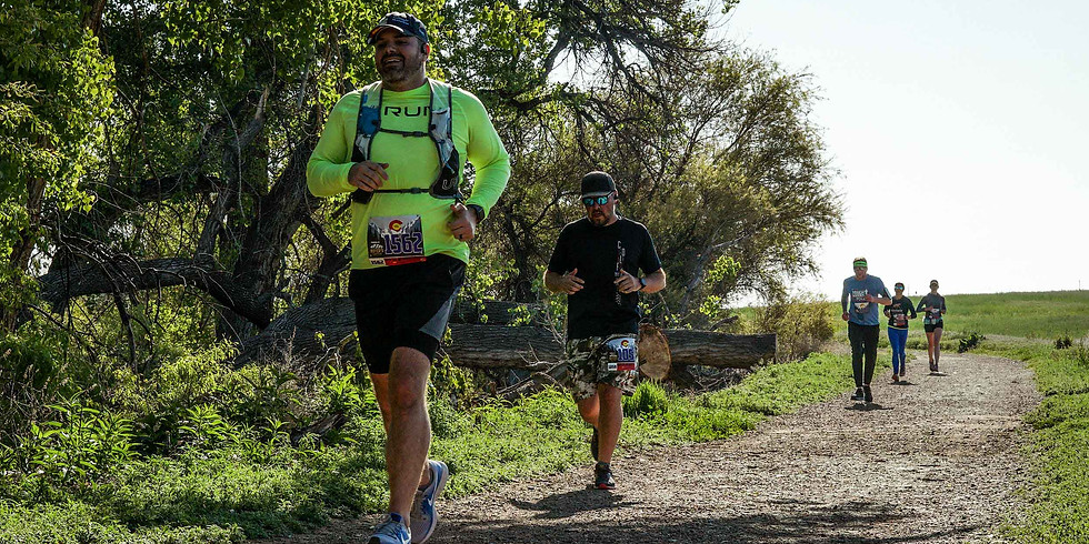 Barr Lake Half and 15K (VIRTUAL ONLY)