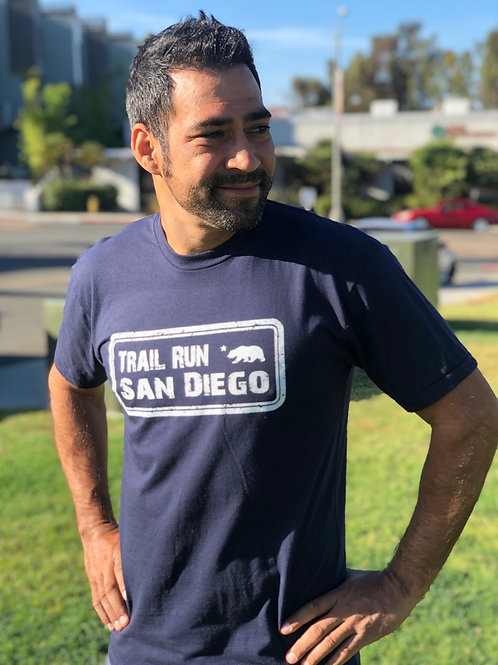 Trail Run San Diego Tee