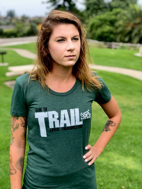 Trails Less Travelled Tee