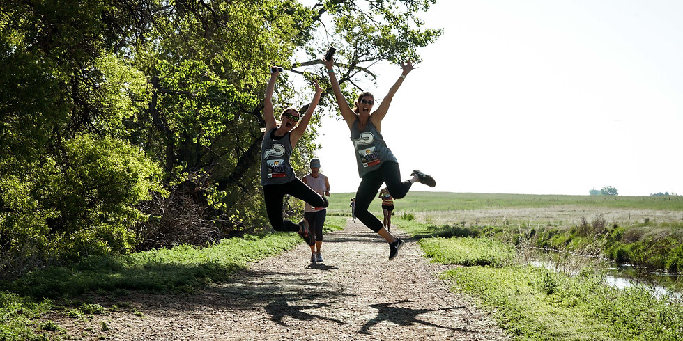Barr Lake Half Marathon and 15K