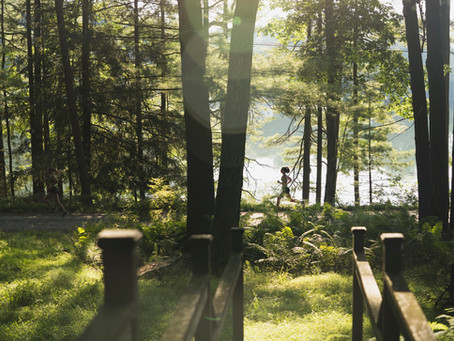 Why go to a Running Camp?