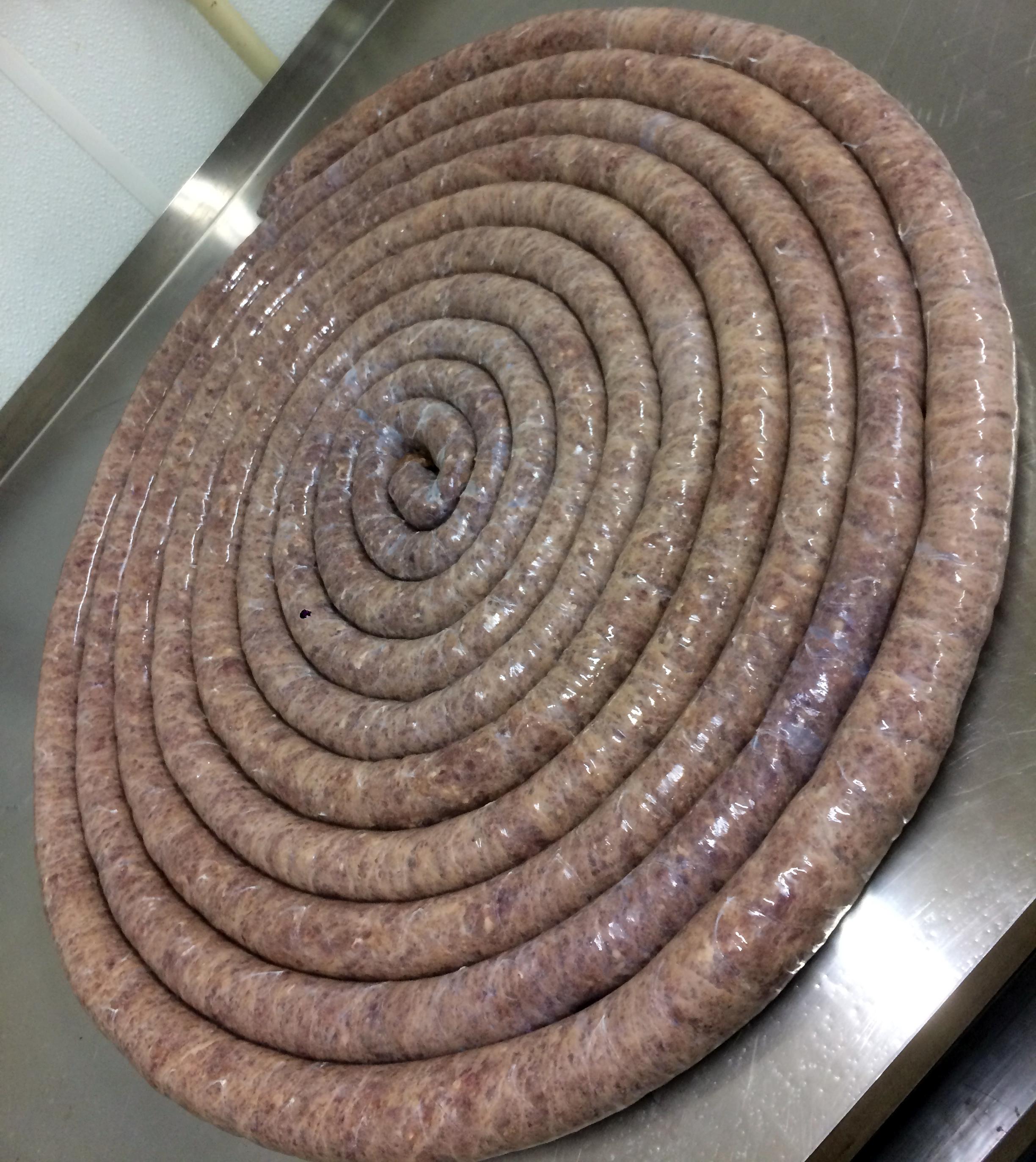Venison Fresh Sausage
