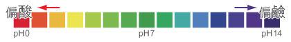 酸鹼度pH值