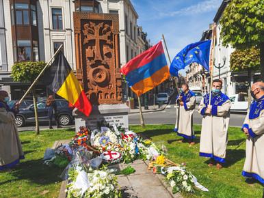 Commémoration du génocide des Arméniens