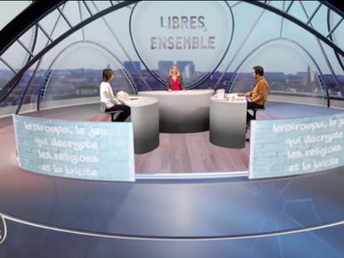 A voir : Libres, ensemble : émission sur Kroiroupa