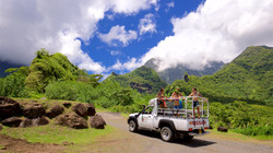Safari 4x4 tahiti