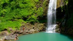 Cascade tahiti