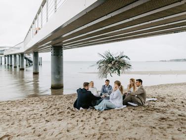 schlipsundschleier.de Ostsee Timmendorf
