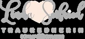 Linda Seifried Logo grau peach.png