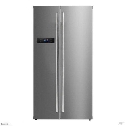 584L Side-by-Side Fridge Freezer JHSBS584SS