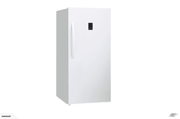 Upright Freezer White 418 L