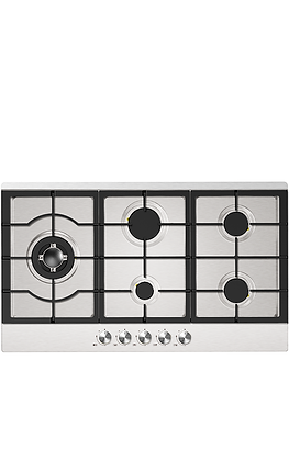 Gas Cooktop 90cm New Look 90G50ME005-SFL