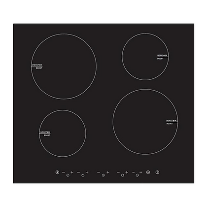 60cm Induction Hob** Schott Glass