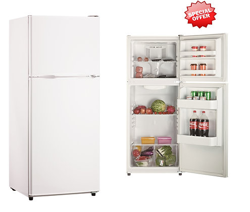 HD-366FW Fridge Freezer (White)
