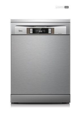 Freestanding Dishwasher 14 Place Stainless Steel