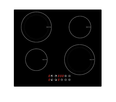 Induction (Boost) Cook Top 600mm - Touch Controls