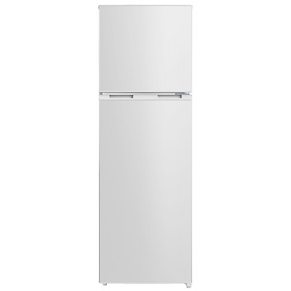 Top Mount Fridge Freezer 274L * 4 Stars Energy Rating White color