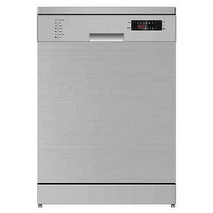 Freestanding Dishwasher 15 Place Stainless steel