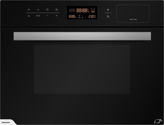 Combi Oven with Steam 34L, Microwave and Fan Oven**