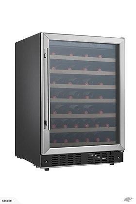 Built-in Wine Cooler with Wooden Rack 52 B JHJC155