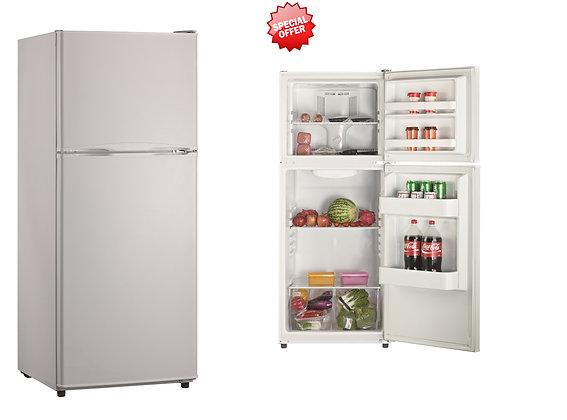 HD-366FW Fridge Freezer (Stainless Steel)